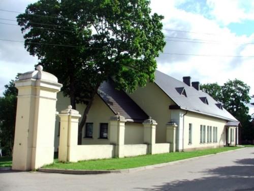 Sventes tautas nams