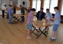 Norisinājās pirmais pagasta individuālais spēļu turnīrs novusā