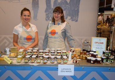 """Novada ražotāji atzinīgi novērtēti starptautiskajā izstādē """"Riga Food"""""""